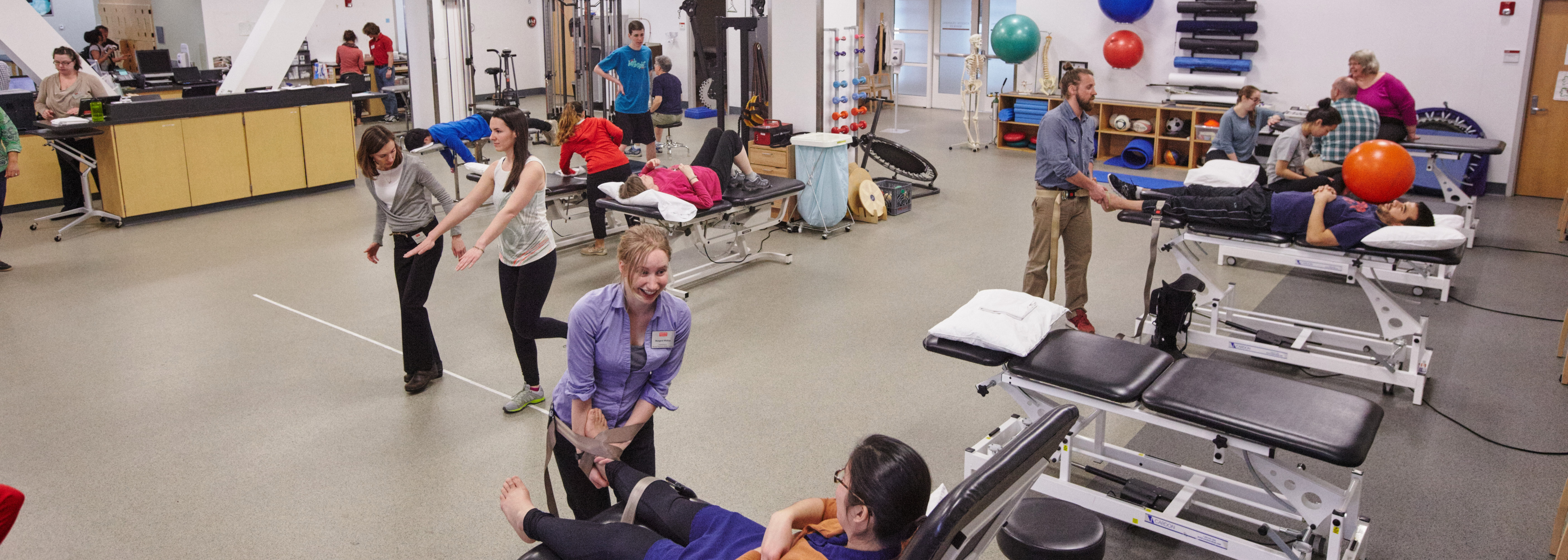 About physical therapy - About Buptc