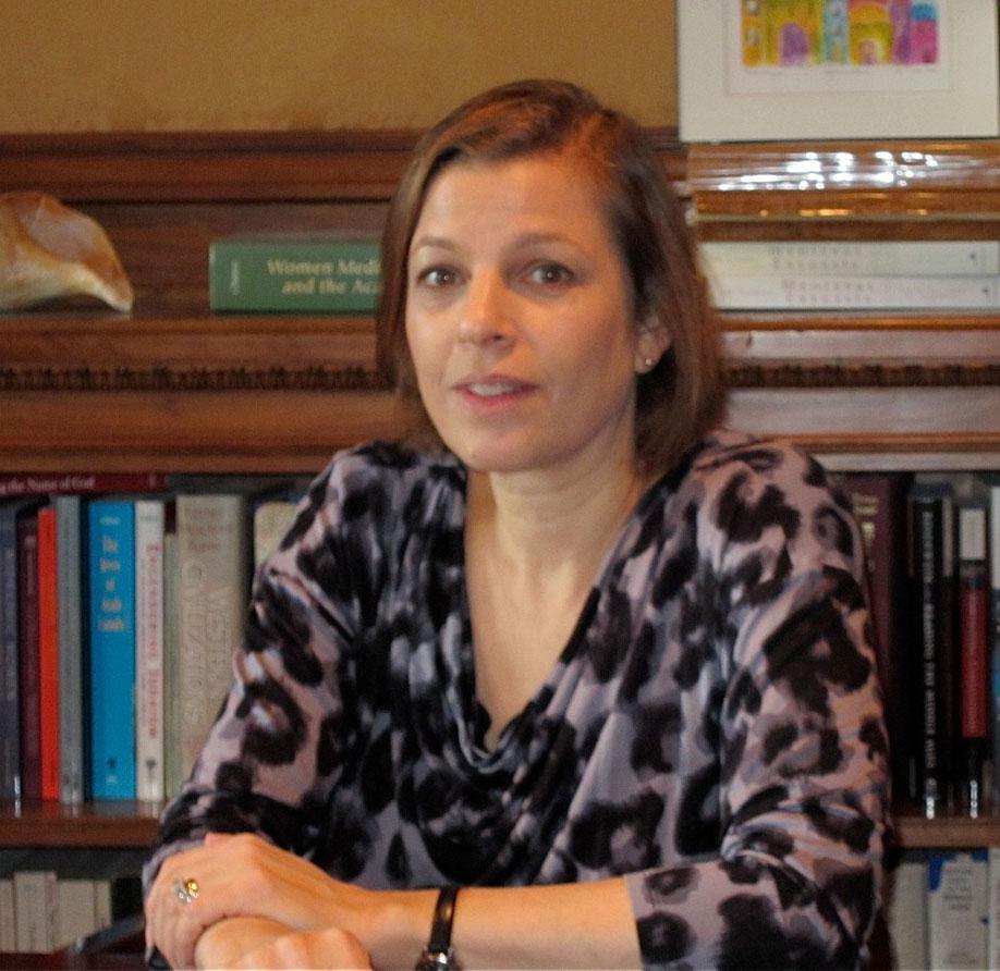 Professor Deeana Klepper, Professor of Religion.