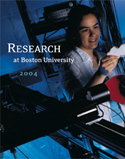 2004 Research Magazine Cover