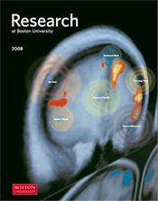 2008 Research Magazine Cover