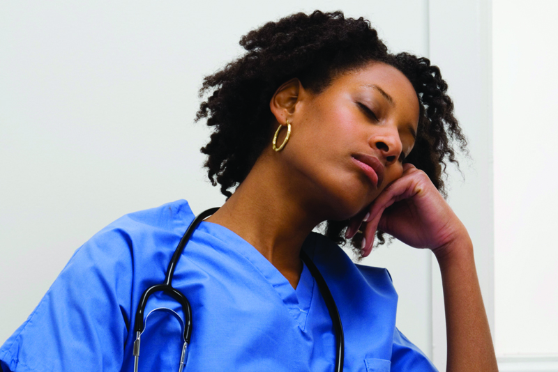 Black Women, Night Shifts, Nurse, Diabetes