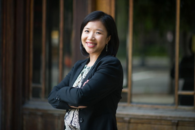 Mina Tsay-Vogel, College of Communication assistant professor of mass communications and codirector of Boston University Communication Research Center