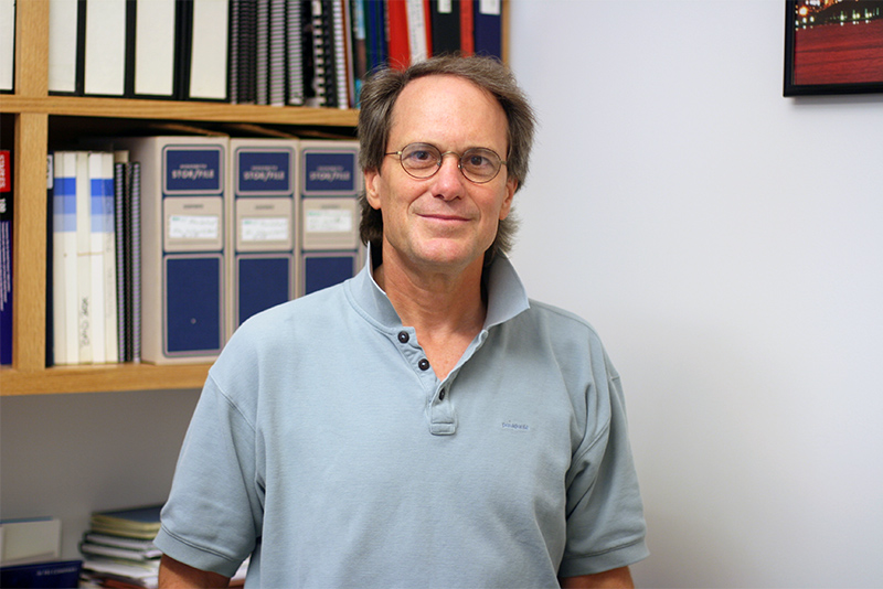 Christopher Akey, professor of physiology and biophysics at Boston University