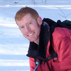 Tim Maguire, PhD candidate and ecological researcher at Boston University