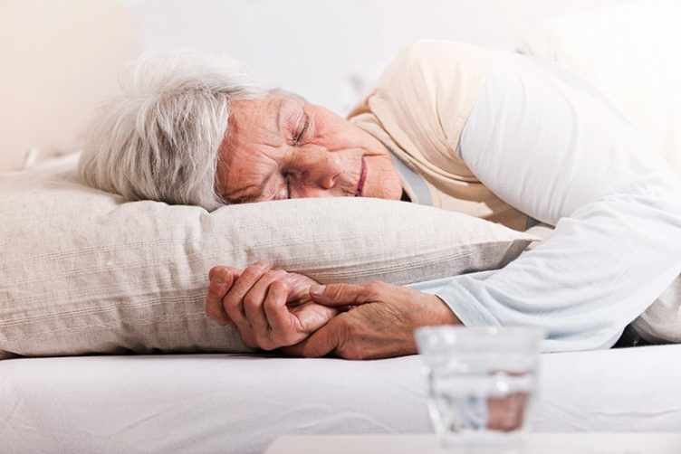 People over 65 who sleep longer than nine hours each night may be showing early signs of dementia or Alzheimer's disease, according to research by Sudha Seshadri, a MED professor of neurology.
