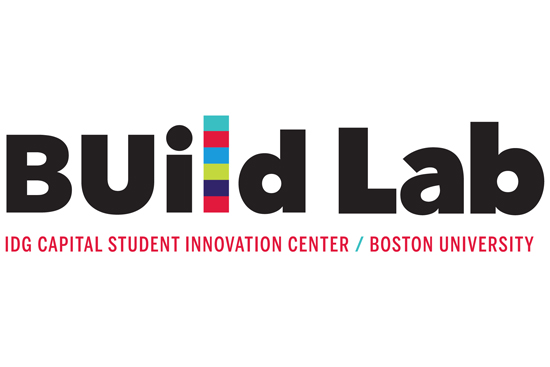 BUild Lab: IDG Capital Student Innovation Center at Boston University logo