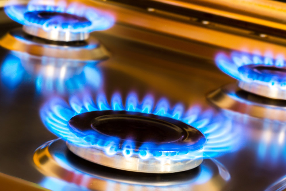 cooking with fracked gas poses potential problem research