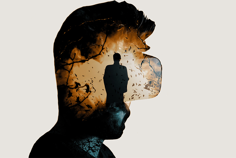 Virtual Reality Therapy Might Help Recurring Nightmares