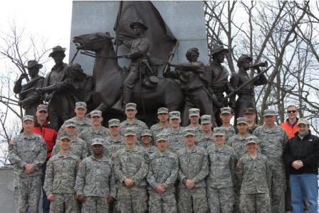 The Cadet Experience | ROTC