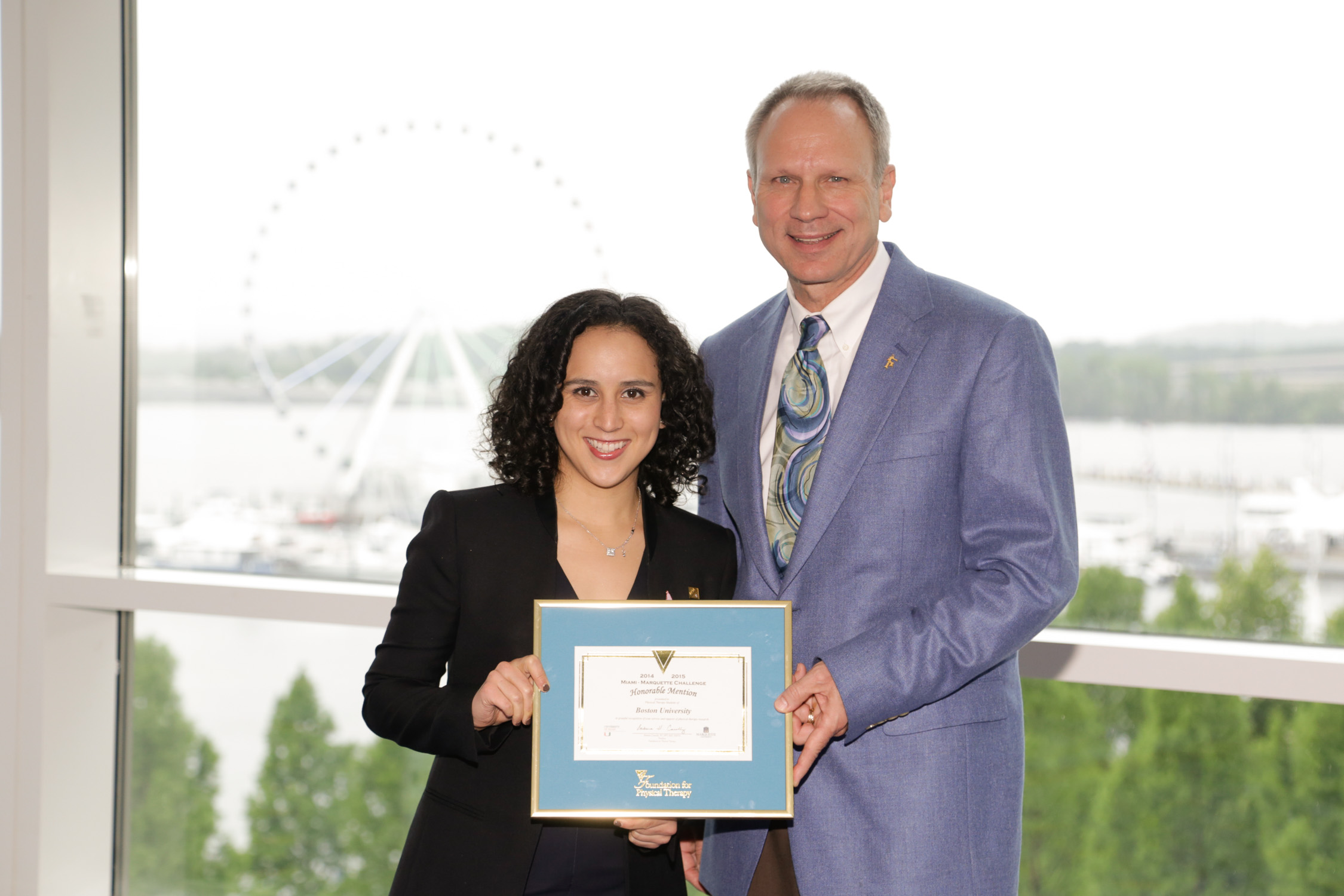 Boston physical therapy university - Boston University Pt Students Recognized By Foundation For Physical Therapy College Of Health Rehabilitation Sciences Sargent College Blog Archive