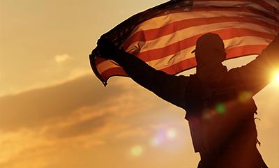 serviceman-flag