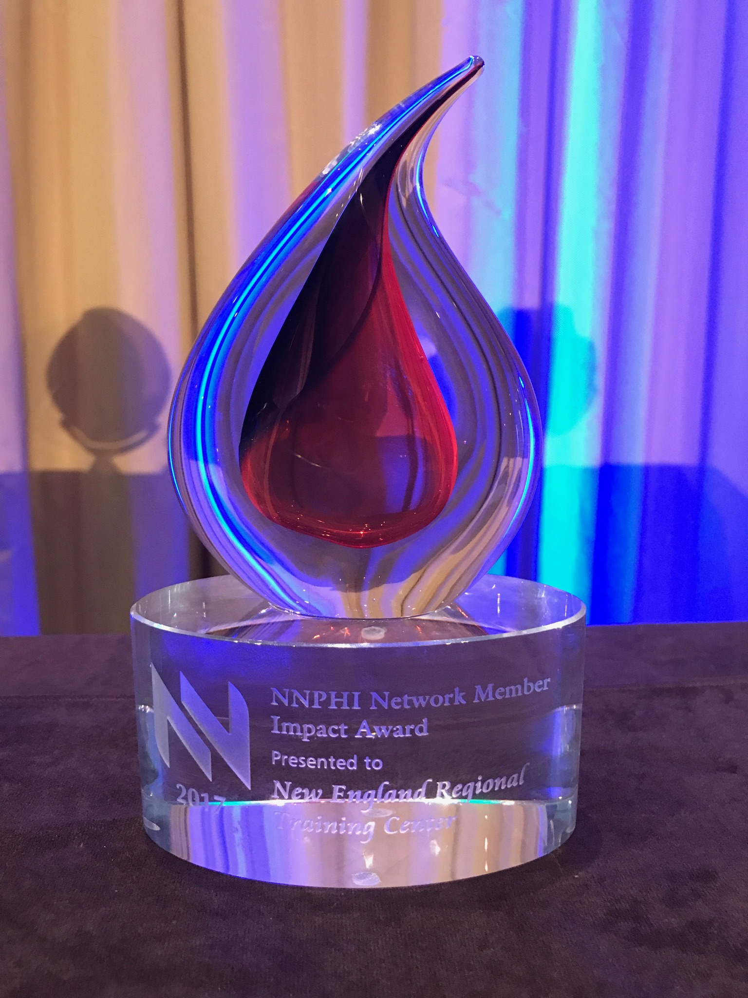 NEPHTC award original