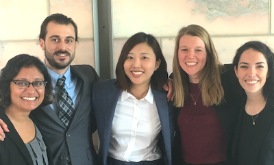Students Compete in Global Health Case Competition » SPH ...