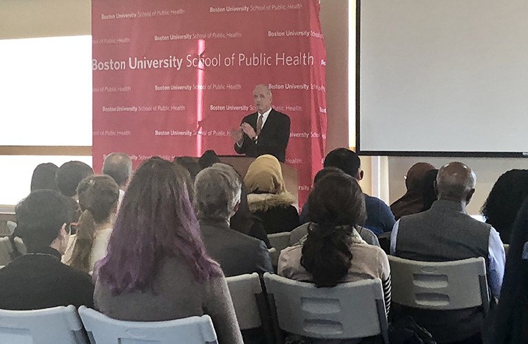 SPH Snapshot: March 25-29, 2019 » SPH | Boston University
