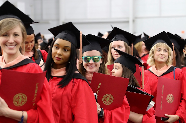Scenes From 2019 Convocation » SPH