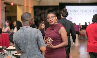 Snapshot: BUSPH Alumni Reception at APHA | SPH | Boston University