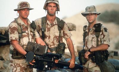 Blood Test Could Identify Gulf War Illness   SPH   Boston University
