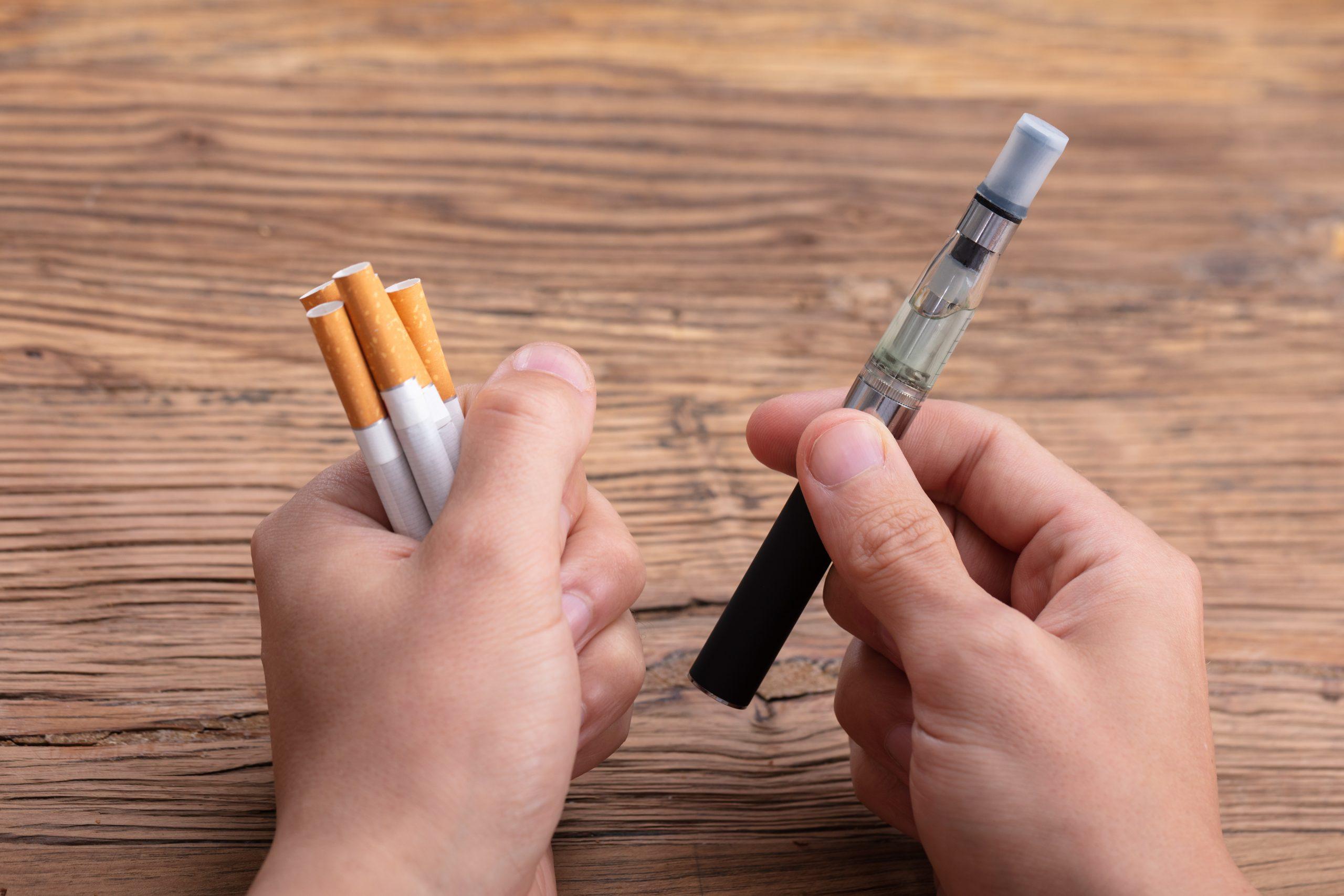 Dual Smoking and Vaping Doesn't Cut Cardiovascular Risk: Boston University Study