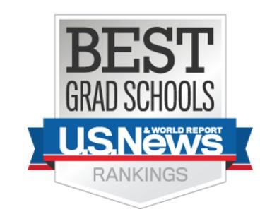 US News & World Report Grad School Rankings | School of