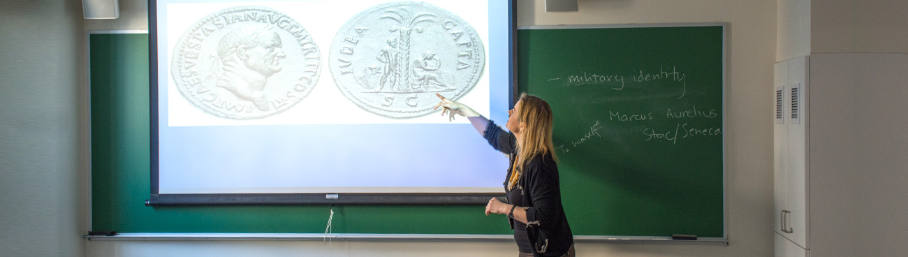 Classical Studies at Boston University