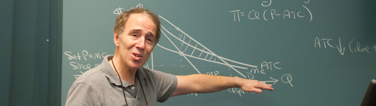 Economics at Boston University