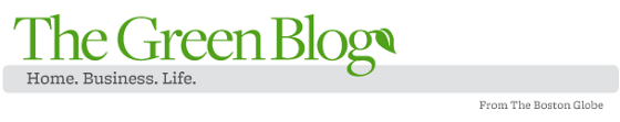 The Green Blog Logo