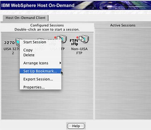 Host On-Demand with Mac : TechWeb : Boston University