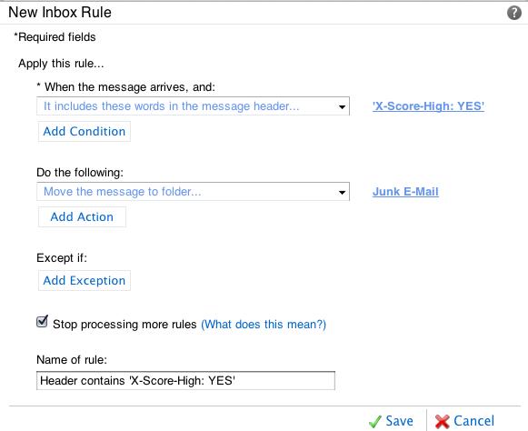Outlook Web App : TechWeb : Boston University