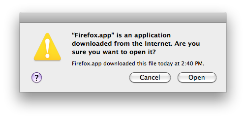 Install Firefox version ESR – Mac : TechWeb : Boston University