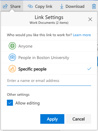 ferpa form boston university  OneDrive Security Guide for FERPA and HIPAA : TechWeb ...