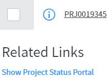 how to use the project status portal techweb boston university