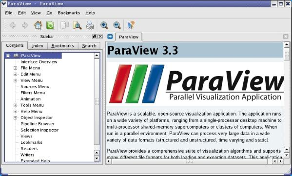 Using ParaView to Visualize Scientific Data (online tutorial