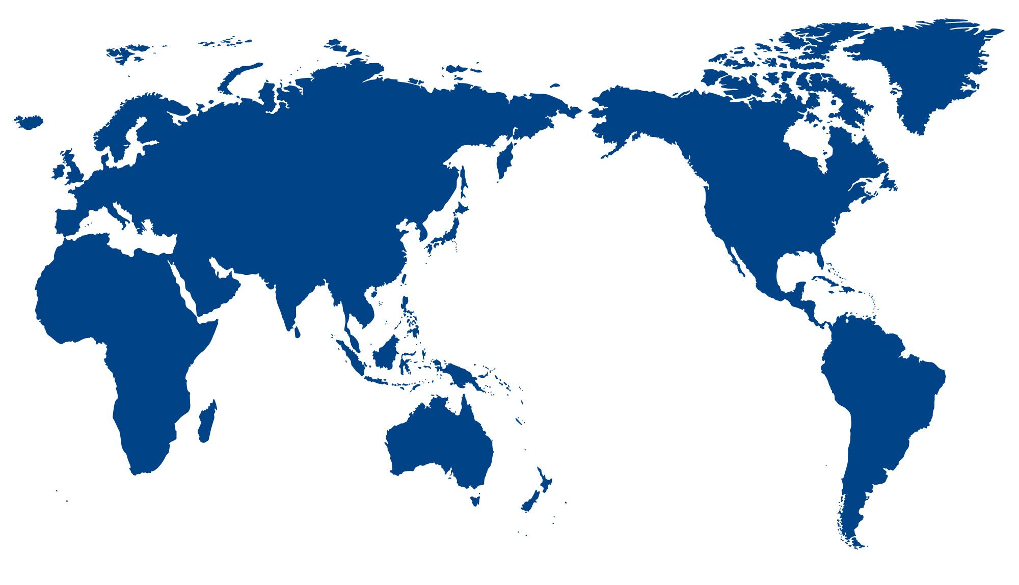 World Map Dark World Languages Literatures