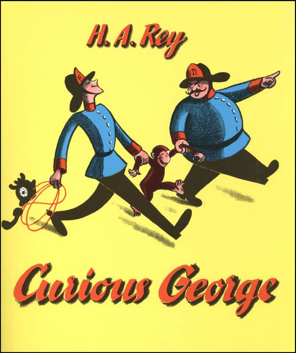 A Good Little Monkey: Curious George's Undercurrent of White