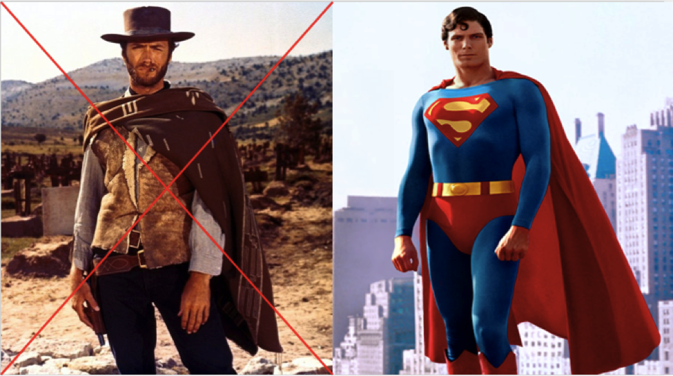 Capes, Color and Culture: Connecting Superhero Costumes and
