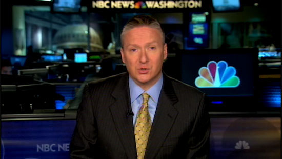 Tom Costello, NBC News video